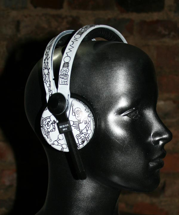 customcans.co.uk custom dj headphones