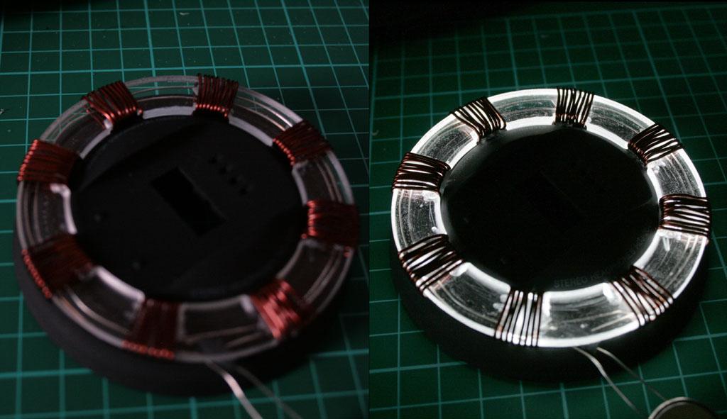 arc reactor headphones